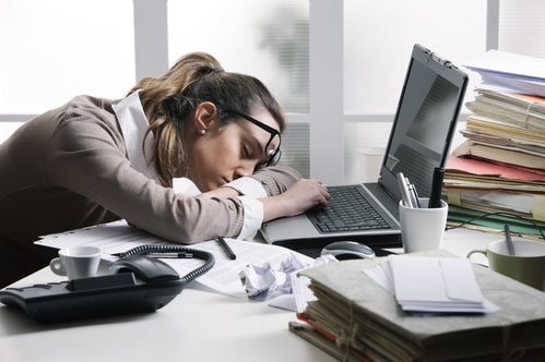 The Afternoon Slump: how to Stop Feeling Tired