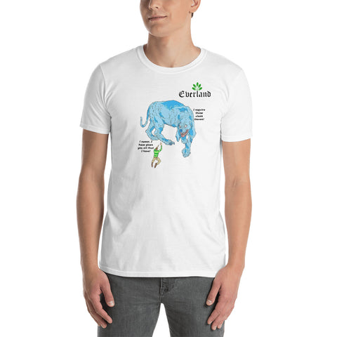Blue's Clues? t-shirt
