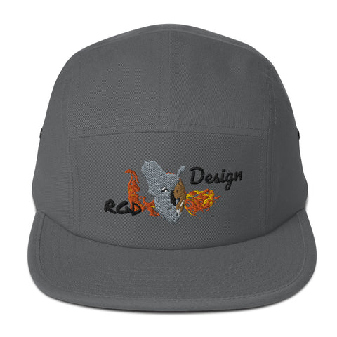 Coala Burn 5 Panel Camper Hat