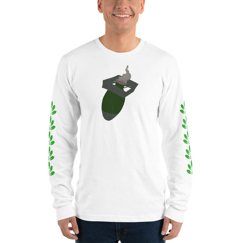 Sketchbomb long sleeve