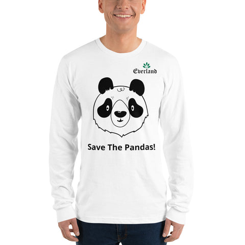 Save The Pandas long sleeve