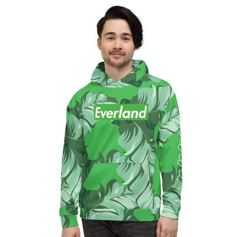 Natural Leaves Unisex Hoodie