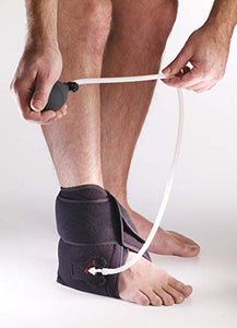 Cryo Pneumatic Ankle Wrap with 2 Gels
