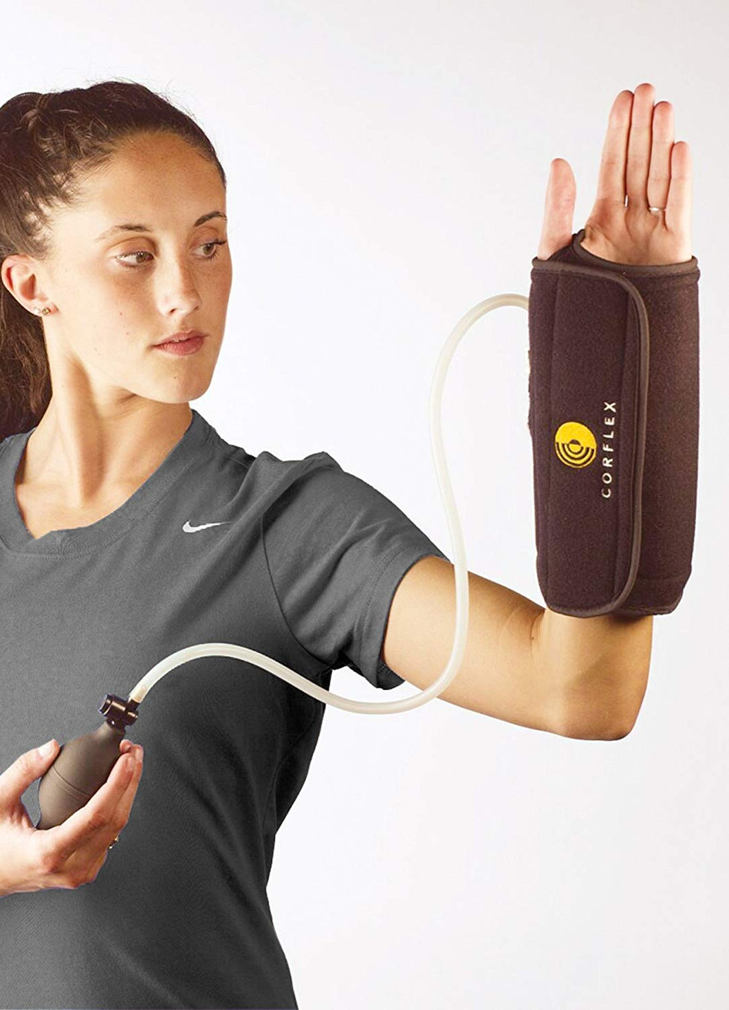 Cryo Pneumatic Wrist Wrap with 2 Gels