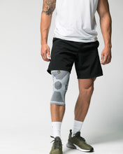 Load image into Gallery viewer, ARYSE Hyperknit Knee Sleeve- Silver