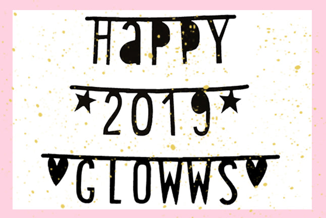 Happy New Year namens Glowws