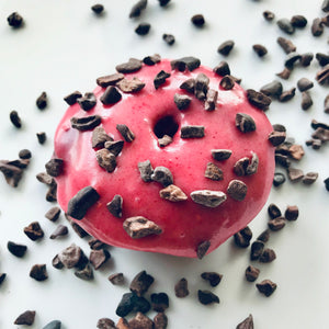 Raspberry Chocolate Cake/Donut Mix (Vegan)