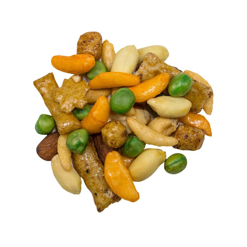 Asian Inspired Snack Mix