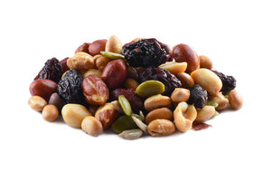 Fruit, Nut & Carob Chip Trail Mix
