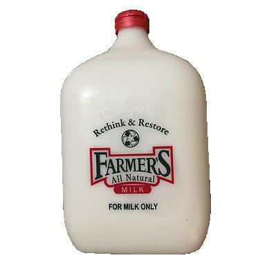 Farmer's All Natural Whole Milk
