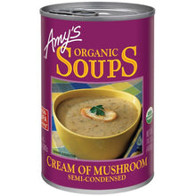 Load image into Gallery viewer, Cream of Mushroom Soup
