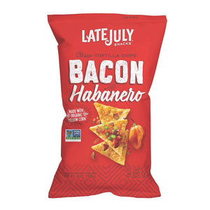 Bacon Habanero Tortilla Chips