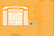 Load image into Gallery viewer, Pure-Castile Soap - Citrus