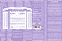 Load image into Gallery viewer, Pure-Castile Soap - Lavender