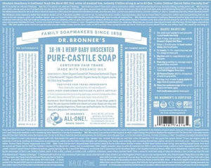 Pure-Castile Soap - Unscented