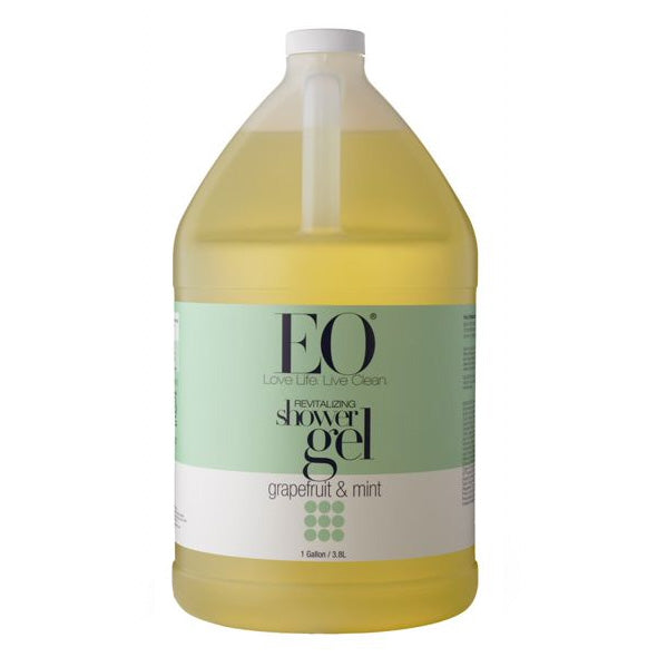 Shower Gel - Grapefruit + Mint