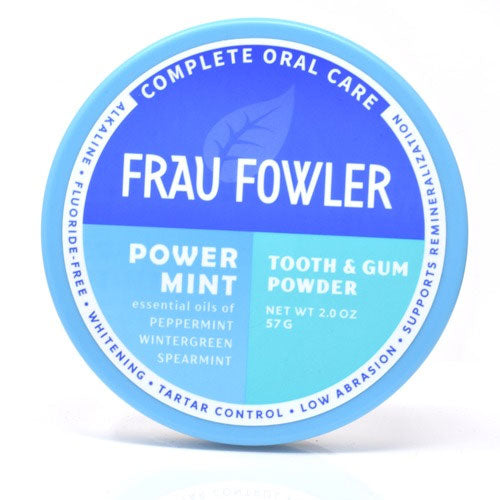 Toothpowder - Power Mint