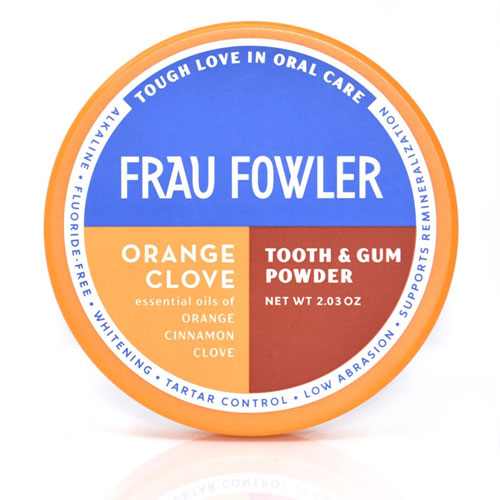 Toothpowder - Orange Clove