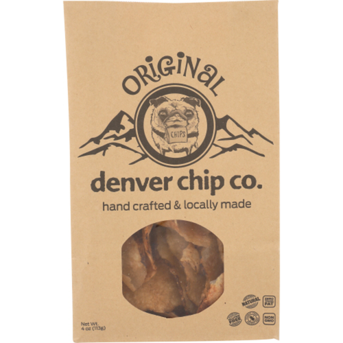Original Potato Chips, Local