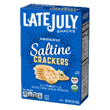 Load image into Gallery viewer, Saltine Crackers