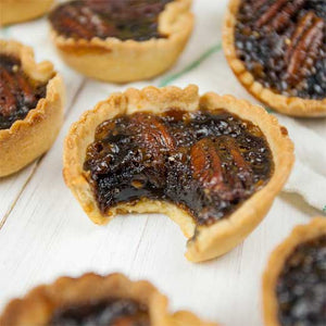 Mini Pecan Pies Kit, Vegan