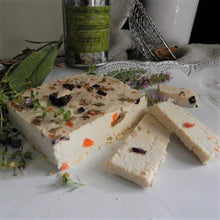 Load image into Gallery viewer, Olive Feta Vegan Cheese