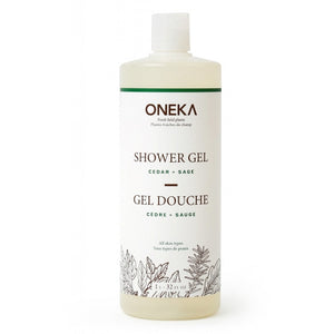 Shower Gel - Cedar + Sage