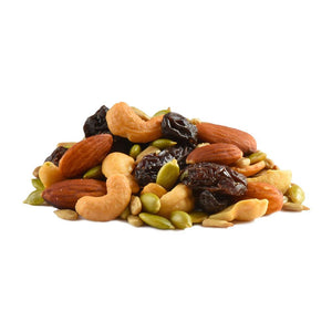 Fruit and Nut Trail Mix, Organic & Raw