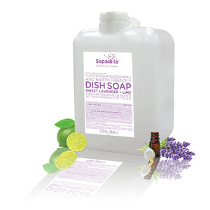Dish Soap - Lavender + Lime