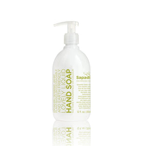 Hand Soap - Rosemary + Peppermint