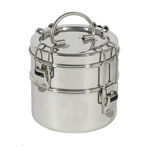 Deposit - Steel Tiffin (2-tier)
