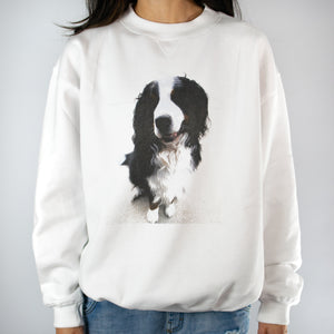 CUSTOM oversized SWEATER - PRINT-YA-PET