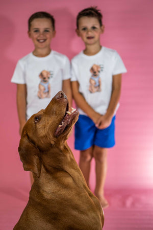 Kids CUSTOM tee - PRINT-YA-PET