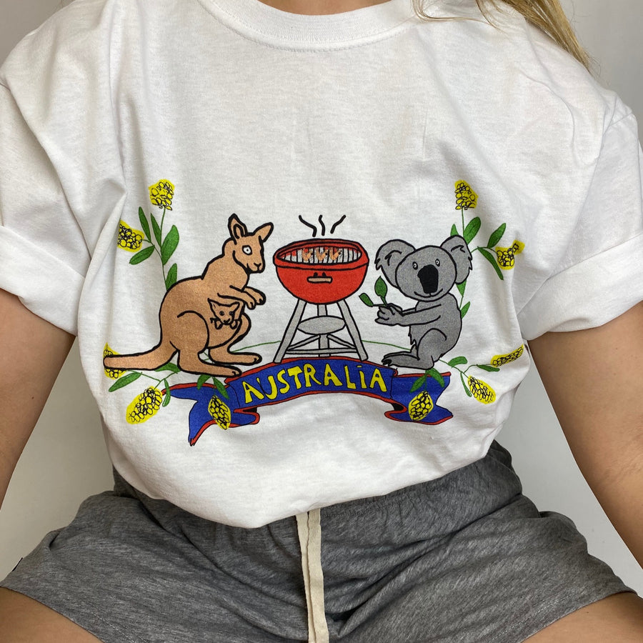 Australia Club Adult Tees
