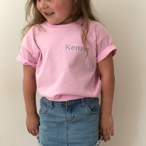 Custom Mini Tees