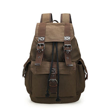 Load image into Gallery viewer, Women Black Laptop Backpack