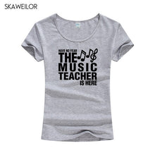 Load image into Gallery viewer, Music Teacher Gift T-Shirt
