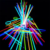 100pcs Mix Color Glow Stick luminous