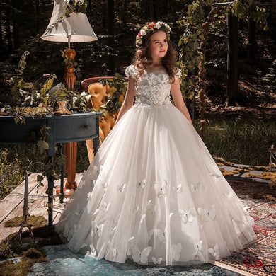 First Communion Dress for Girls