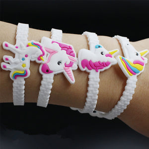 10pcs/lot Unicorn Party Bracelet