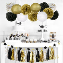 Load image into Gallery viewer, 28pcs Graduation 2019 Party Decoration Set