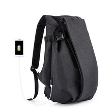 "Load image into Gallery viewer, Waterproof Backpack for Laptop 17.3""  w/Portable Charger"