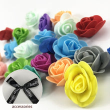 Load image into Gallery viewer, 25cm Rose Bear Wedding Party Decoration Valentine's Day Gift