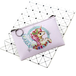 Unicorn Coin Purses