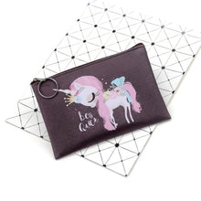 Load image into Gallery viewer, Unicorn Coin Purses
