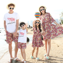 Load image into Gallery viewer, Summer Family matching clothes