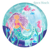 Little Mermaid Tableware Set