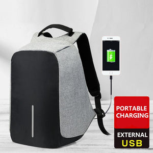 "Backpack w/USB Charging & w/15"" Laptop Compartment"