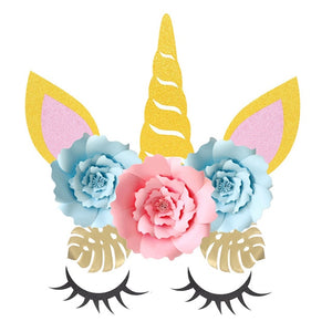 Unicorn Party Decoration Set