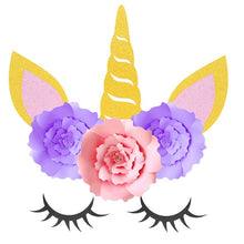 Load image into Gallery viewer, Unicorn Party Decoration Set